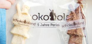 Schoko-Roland im Prignitzer
